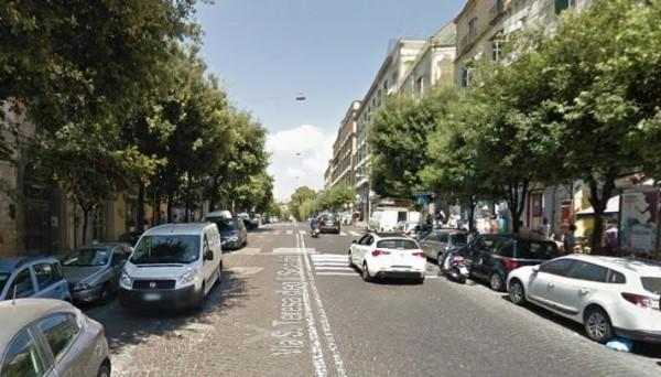 Santa Teresa deli Scalzi monolocale in vendita Napoli
