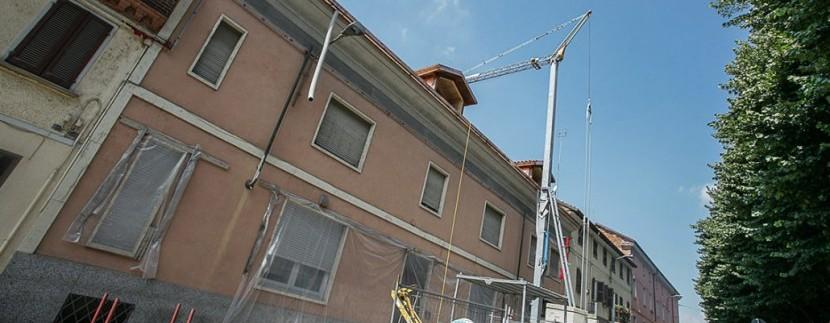 Spese ristrutturazione condominio: il 40,4% delle famiglie hanno fatto eseguire interventi di ristrutturazione riguardanti l'edificio