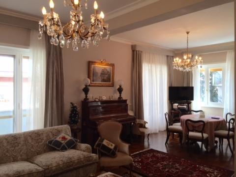 salone_appartamento_via_flaminia_nuova_roma