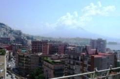 Parco Comola Ricci panoramico appartamento in vendita Napoli
