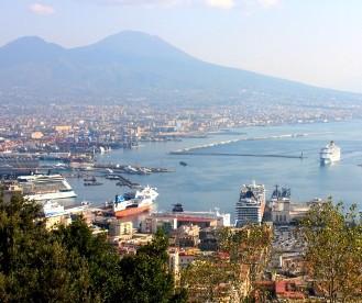 Posillipo Panoramico  Attico con terrazzo attrezzato Napoli