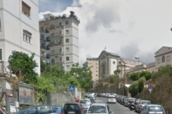 Via San Giacomo dei Capri quadrilocale in vendita Napoli