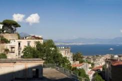 Corso Vittorio Emanuele appartamento panoramico Napoli