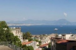 corso Vittorio Emanuele appartamento panoramico in vendita Napoli
