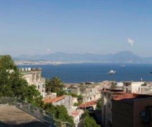 Corso Vittorio Emanuele Panoramico appartamento in vendita Napoli