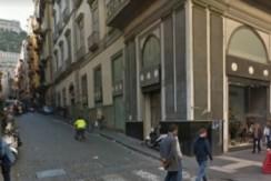 Nelle adiacenze di Via Toledo trilocale in vendita Napoli