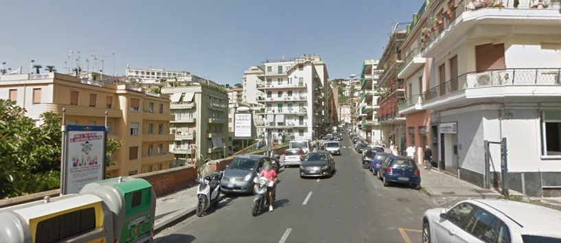 via Michelangelo Schipa appartamento in vendita Napoli