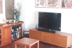 salotto televisione
