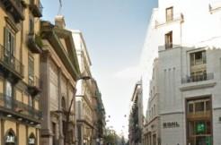 Via Toledo luminoso appartamento in vendita Napoli