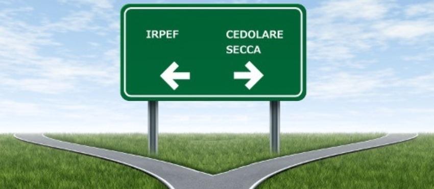 Locazioni Cedolare Secca Pagamento Imposta Sostitutiva