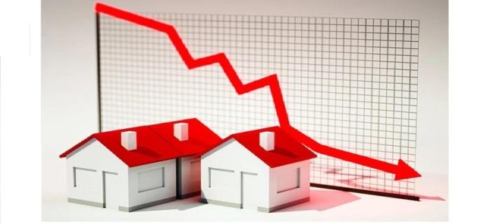 Mercato delle abitazioni- flessione dei prezzi prosegue ancora nel 2018