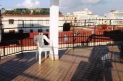 Zona San Martino, via Morghen, Attico con terrazzo a livello in affitto Napoli