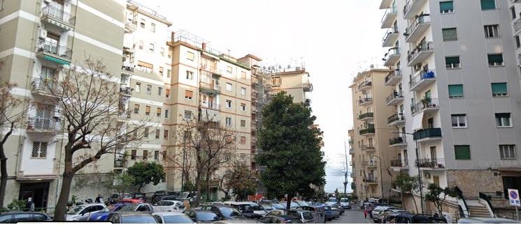 Via Ugo Ricci appartamento di 135 mq. commerciali in vendita Napoli