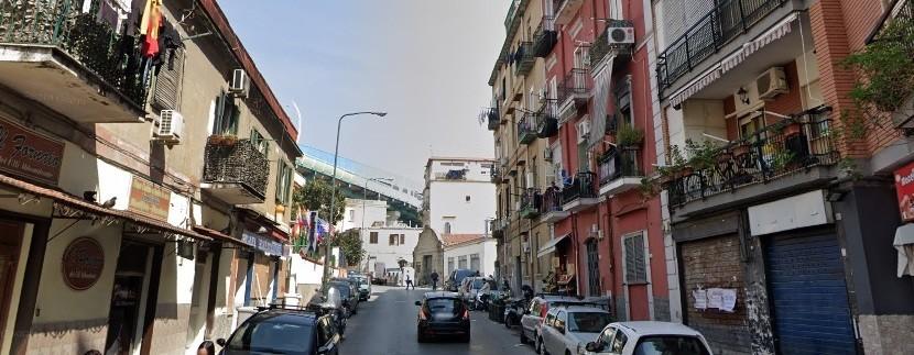 Via_Filippo_Maria_Briganti_Bilocale_vendita_Napoli