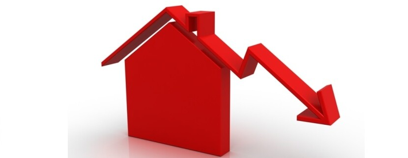 Mercato immobiliare profonda flessione in tutte le maggiori città italiane