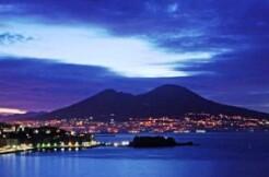 Posillipo – vai Manzoni panoramico appartamento 200 mq in vendita Napoli