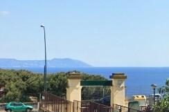 Posillipo appartamento panoramico vista mare in vendita Napoli