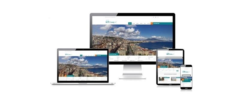 sito web napoli caseper agenzia immobiliare napoli