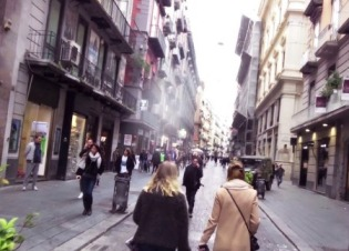Napoli, Galleria Umberto, lato Toledo pedonale,  in vendita bilocale