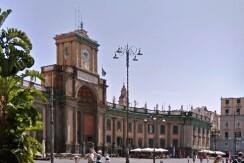 piazza dante metropolitana napoli