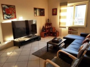 Piazza Garibaldi appartamento ristrutturato con terrazzo in vendita Napoli