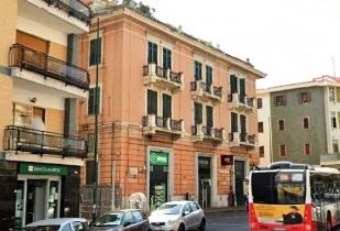 via Alessandro Manzoni  graziosissimo attico panoramico in vendita Napoli