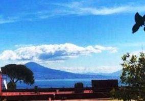 Posillipo appartamento panoramico con terrazzo a livello in vendita Napoli