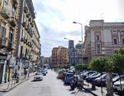 Corso Vittorio Emanuele-Mergellina luminoso appartanto in vendita Napoli