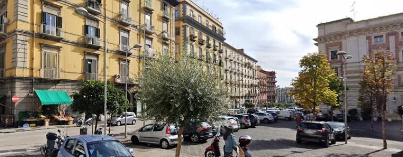 Corso Vittorio Emanuele mergellina Napoli