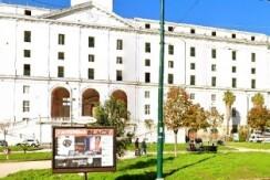 piazza carlo III Napoli trilocale ristrutturato in vendita